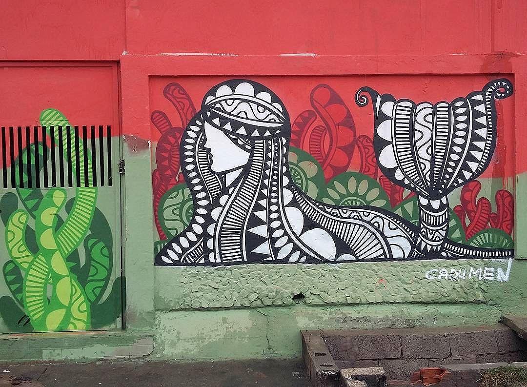 Valeeeu @thassio_bertani pelo convite. #cadumen #parquedocarmo #graffiti #rua #streetart #welovestreetart #zl #zonaleste #streetarteverywhere #streetartsp #mural #sereia #spray #spraypaint #sampa #mermaid #artenarua #artederua #grafite #grafitesp #ruasdesaopaulo #arteurbana #streetart_daily #brstreet #urbannation #wallart #streetartandgraffiti #spdagaroa #fromthestreets #streetartofficial