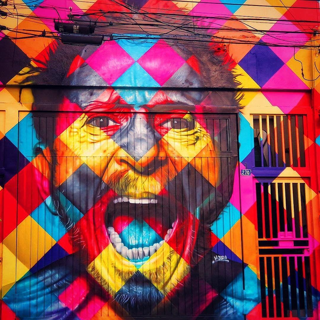 Vila Madelena piece by @kobrastreetart Brazilian singer Tom Zé — #tomze #saopaulo #streetart #sampagraffiti #graffiti #brazil #canon #G5X #streetphotography #sampa #city #inspiration #HDR #color #travel #wanderlust #nomad #jetlife #secretentourage #art #kobra #southamerica #igtravel #igbrasil #brasil #vilamadalena #arte #streetartsp #sãopaulo