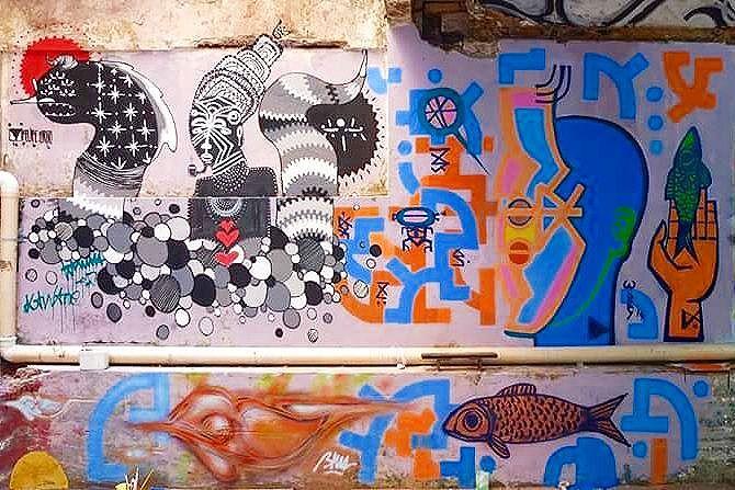 @tomwrayart + @marcelosmilee +@felipe.urso +@brunolucenasp #ouvidor63 #streetart #urbanart #artebrasil #arteurbana #tomwray #urso #smile #bru #graf #grafittiartist #grafitti #saopaulostreetart #streetarteverywhere #streetartsp #sampagrafitti #sampa #ocupa #squat #realcoolsampa #artederua #artederuasp #artederuasaopaulo #saopaulografitti #elgrafitti