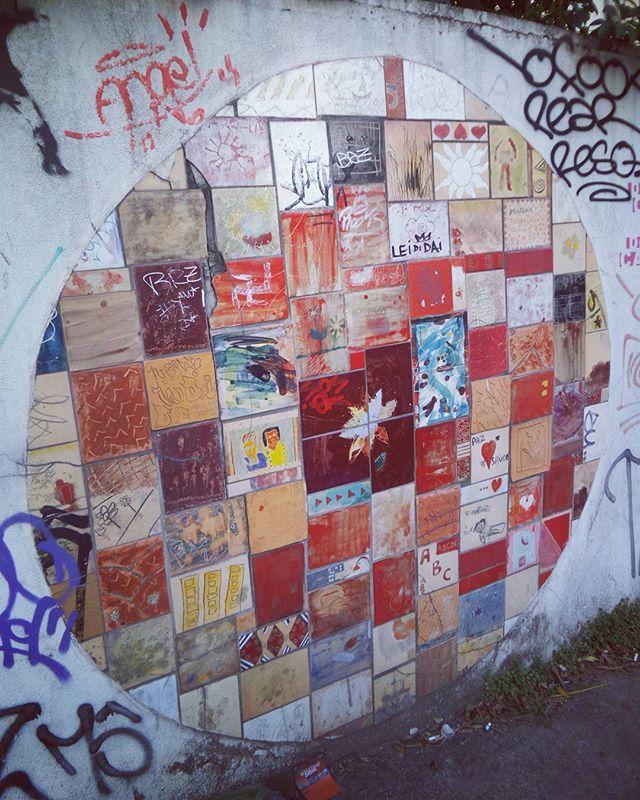 #azulejos #azulejoarte #streetartsp #streetarteverywhere #streetstyle #streetphotography #streetphotographers #ofantasticomundodografite #be_one_urbanart #saopaulo
