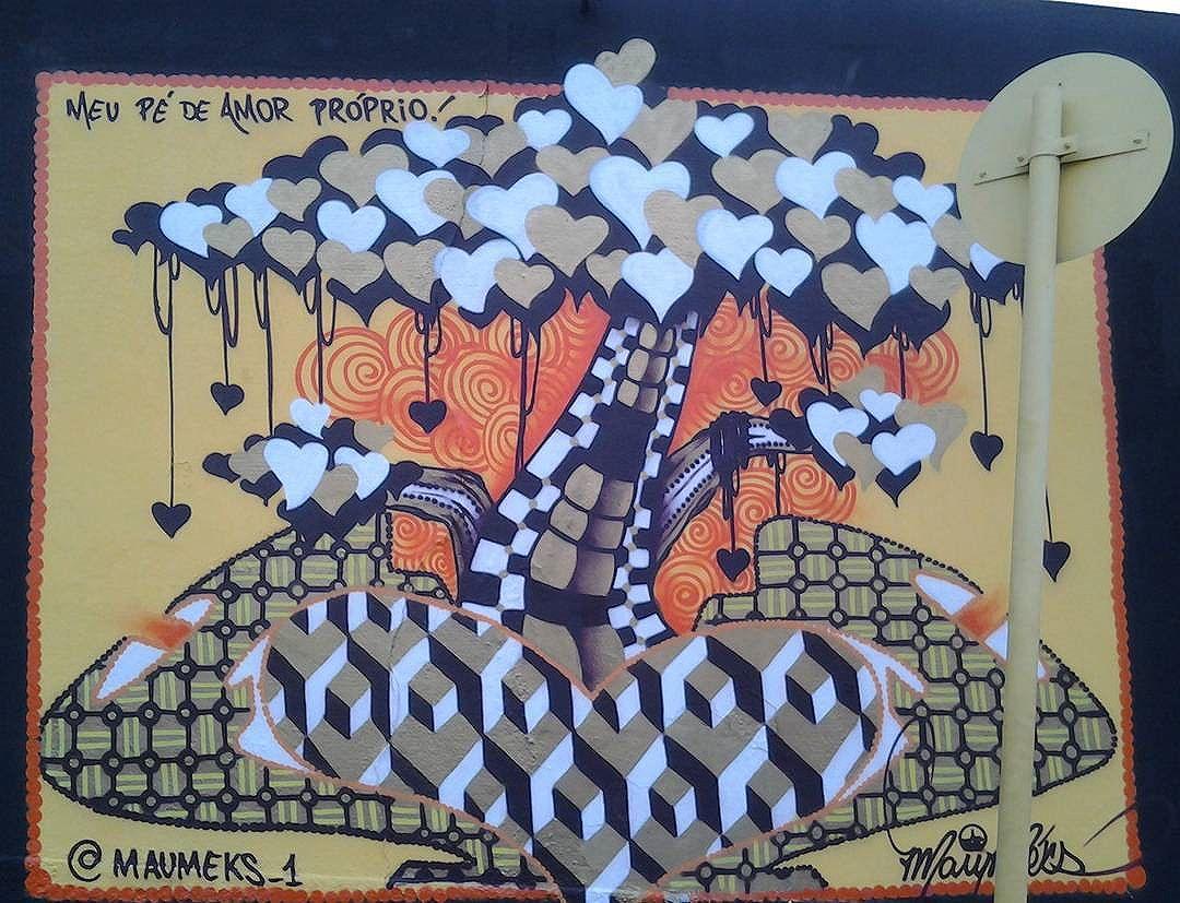 Bom dia!! #bomdia #sextafeira #streetart #streetartsp #artederua #artederuasp #sp4you #sampa @maumers