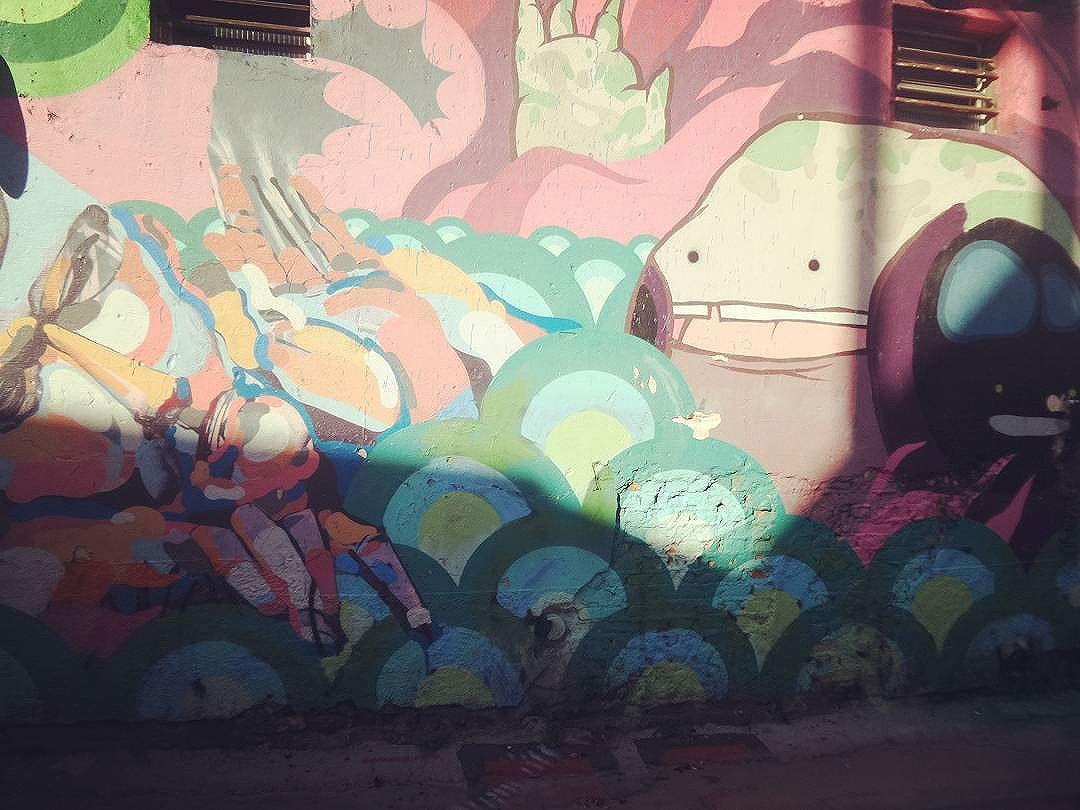 #graffiti #graffitiart #graffitisp #streetartsp #sampagraffiti #becodobatman #vilamadalena #spraywall #saopaulo #aerosolart #be_one_urbanart #graffiti_of_our_world #streetartglobal #batmansalley #streetphotography #streetphotographers #ofantasticomundodografite #be_one_urbanart