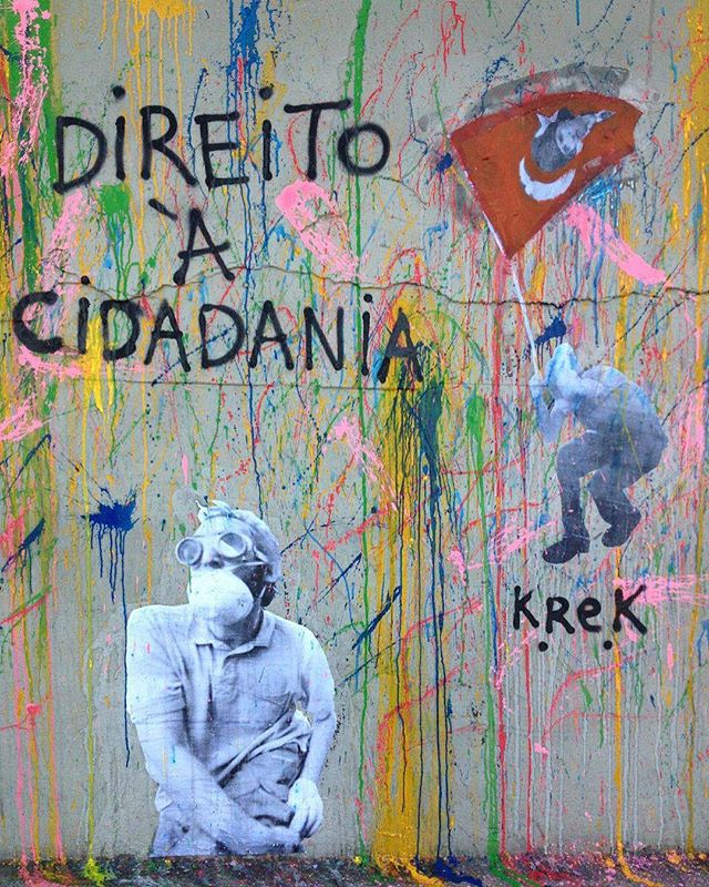 #krek #krek.sp #krek-sp #sampagraffiti #streetart #urbanart #urbanartsp #streetartsp #brazilianart #turkish #protest #taksimgezipark #taksim #bulentkilic #instagraffiti