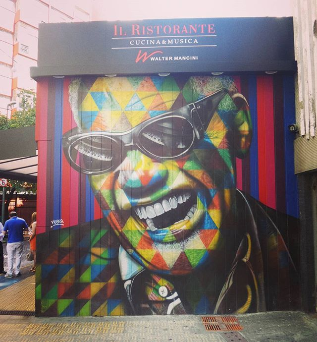 #raycharles #kobrastreetart #streetartsp #graffitisp #sampagraffiti #streetartist #streetstyle #streetphotography #streetphotographers #ofantasticomundodografite #streetarteverywhere #streetartglobal #aerosolart #sprayart #be_one_urbanart #street_art #saopaulo #sp #saopaulolovers #sp4you #ilovesaopaulo #sparte #arteurbana #graffiti_of_our_world