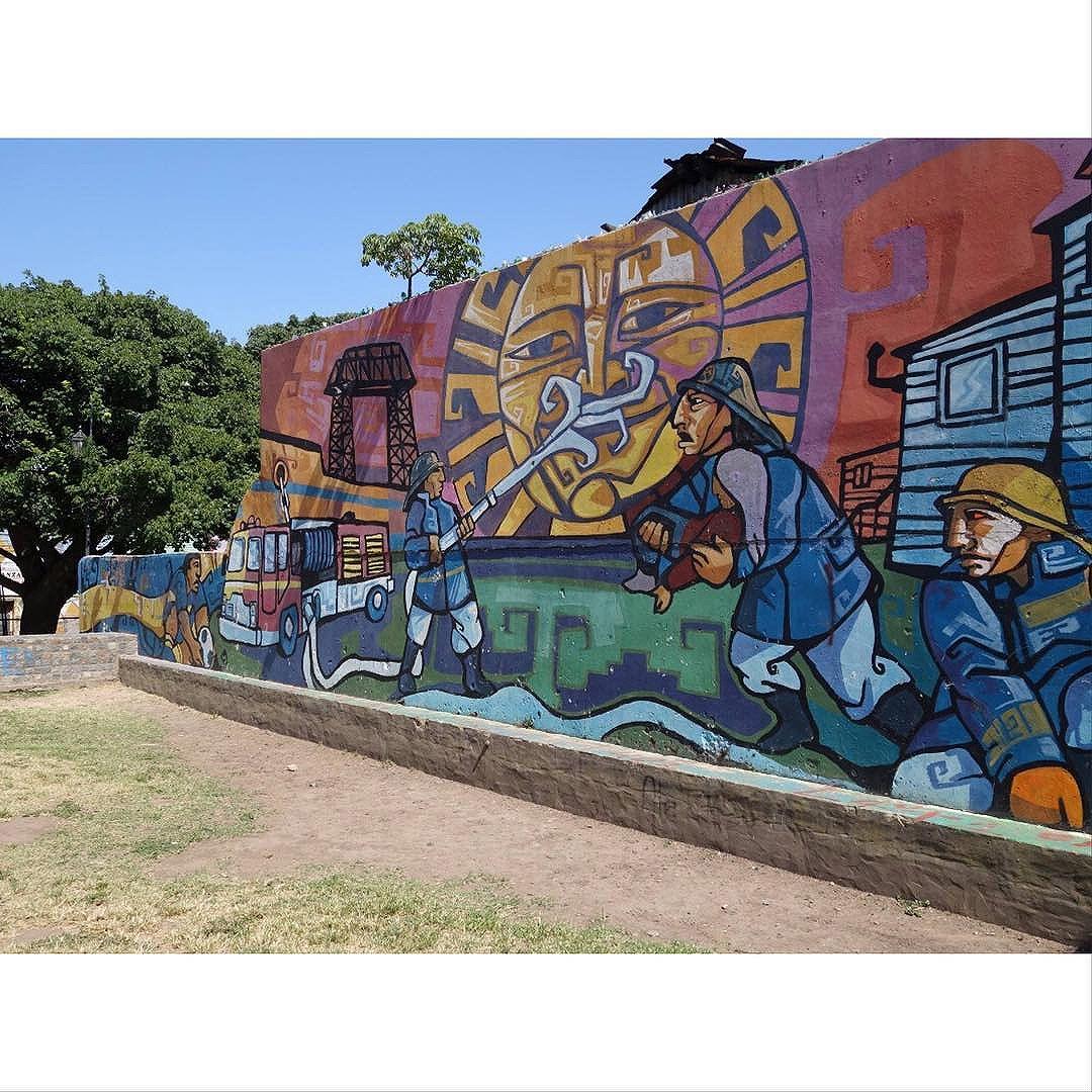 Street Art em Buenos Aires BuenosAires_Argentina_Data:20160126_Câmera: SONY_RX100M2_Photo: J Goncalves