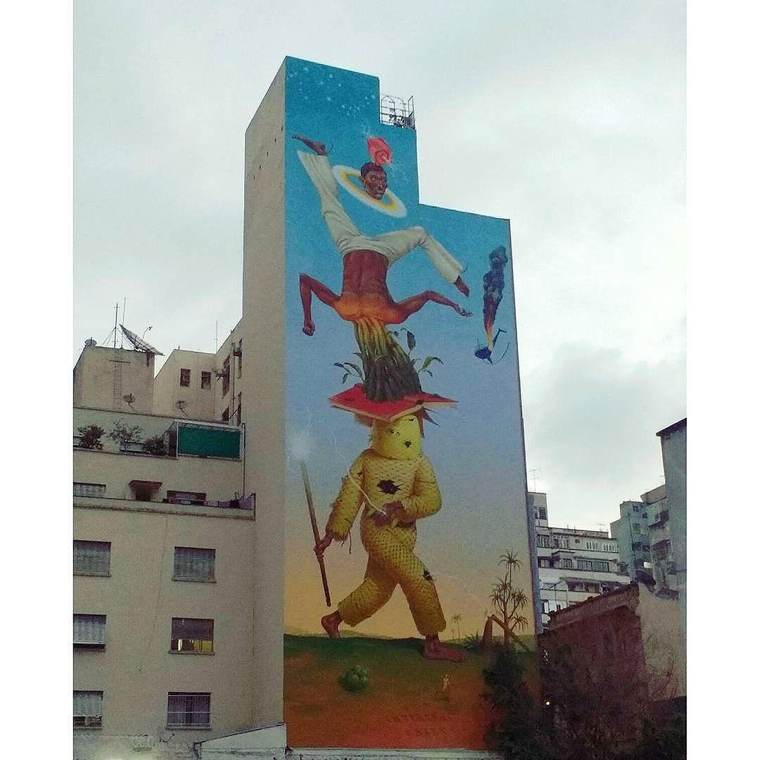 #streetart #sp #streetartsp #urbanarts