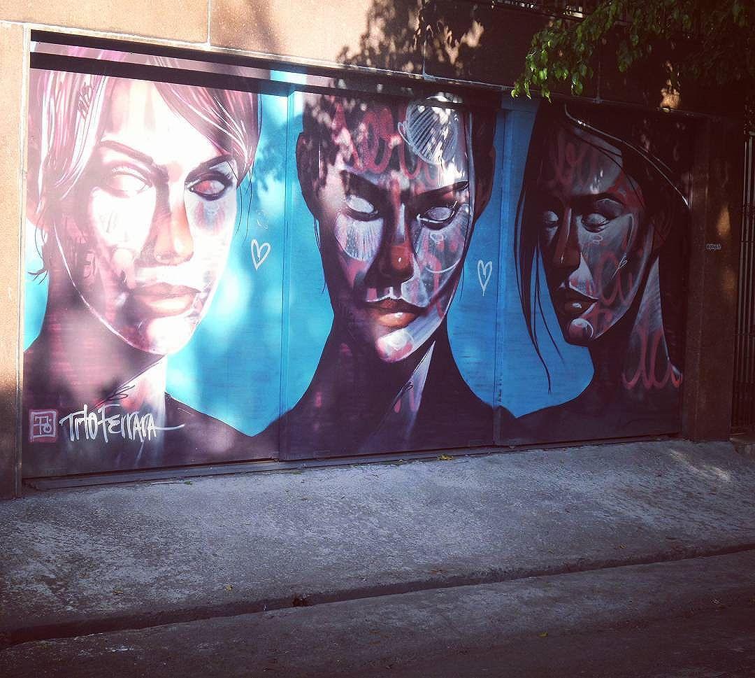 #titoferrara #streetartist #streetstyle #streetphotography #streetphotographers #ofantasticomundodografite #graffiti #graffitiart #sampagraffiti #streetartsp #streetarteverywhere #streetartglobal #aerosolart #sprayart #spraywall #graffiti_of_our_world #be_one_urbanart #saopaulo #graffitiwall #intervencaourbana #vilamadalena