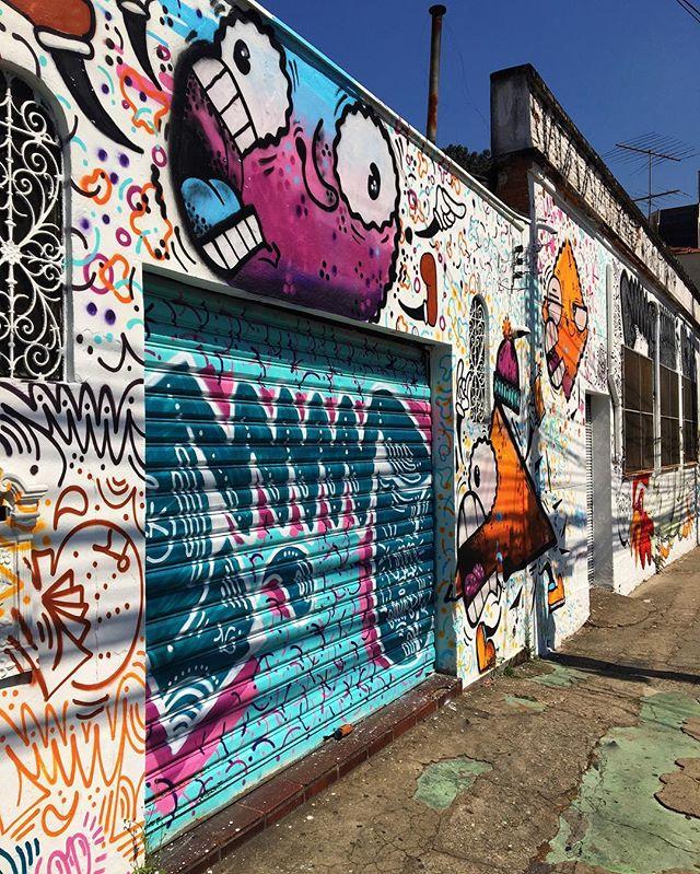 #wallart #graffiti #streetarteverywhere #streetartistry #streetartandgraffiti #streetphotography #streetphotographer #street #streetphoto #urban #streetartsp #saopaulo #sp #brasil #brazil #factory