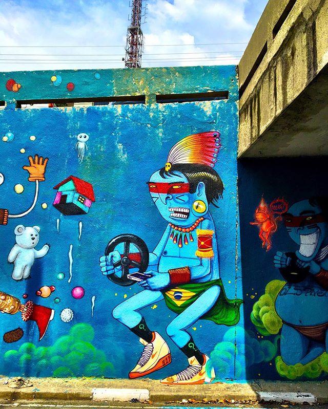 @cranioartes #wallart #graffiti #streetarteverywhere #streetartistry #streetartandgraffiti #streetphotography #streetphotographer #street #streetphoto #urban #streetartsp #saopaulo #sp #brasil #brazil #factory #streetart #noiteilustrada #tunelnoiteilustrada