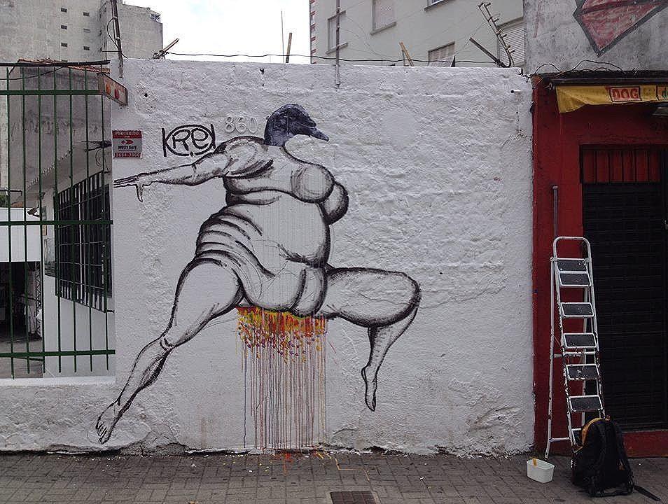 #krek #krek.sp #consolacao #mackenzie #graffitiporn #urbanartsp #streetartsp #streetart #brazilianart #sampagraffiti #instagraffiti #street_art_community #streetartphotography