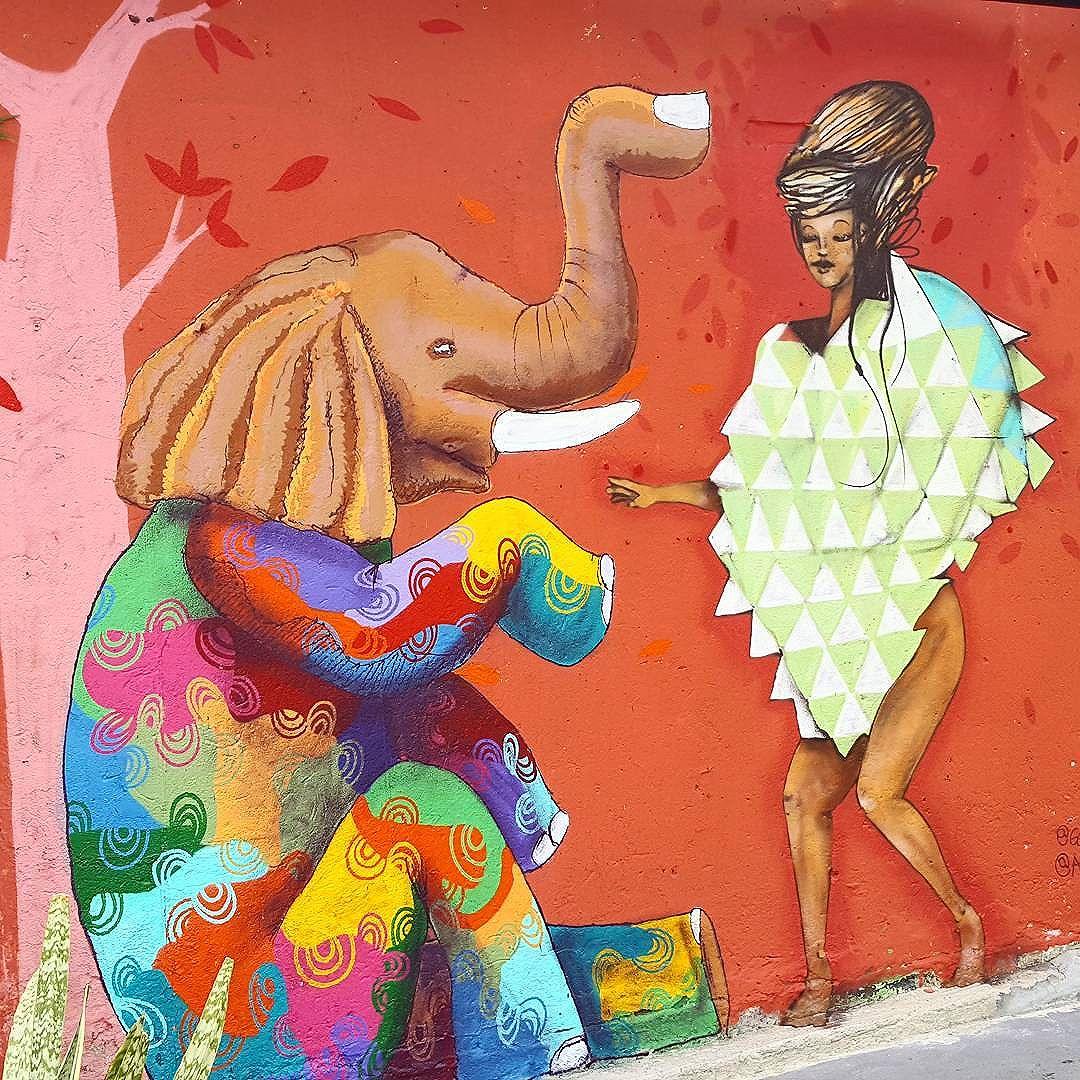 Vila Madalena, São Paulo, Brasil... #saopaulo, #vilamadalena, #streetartsp