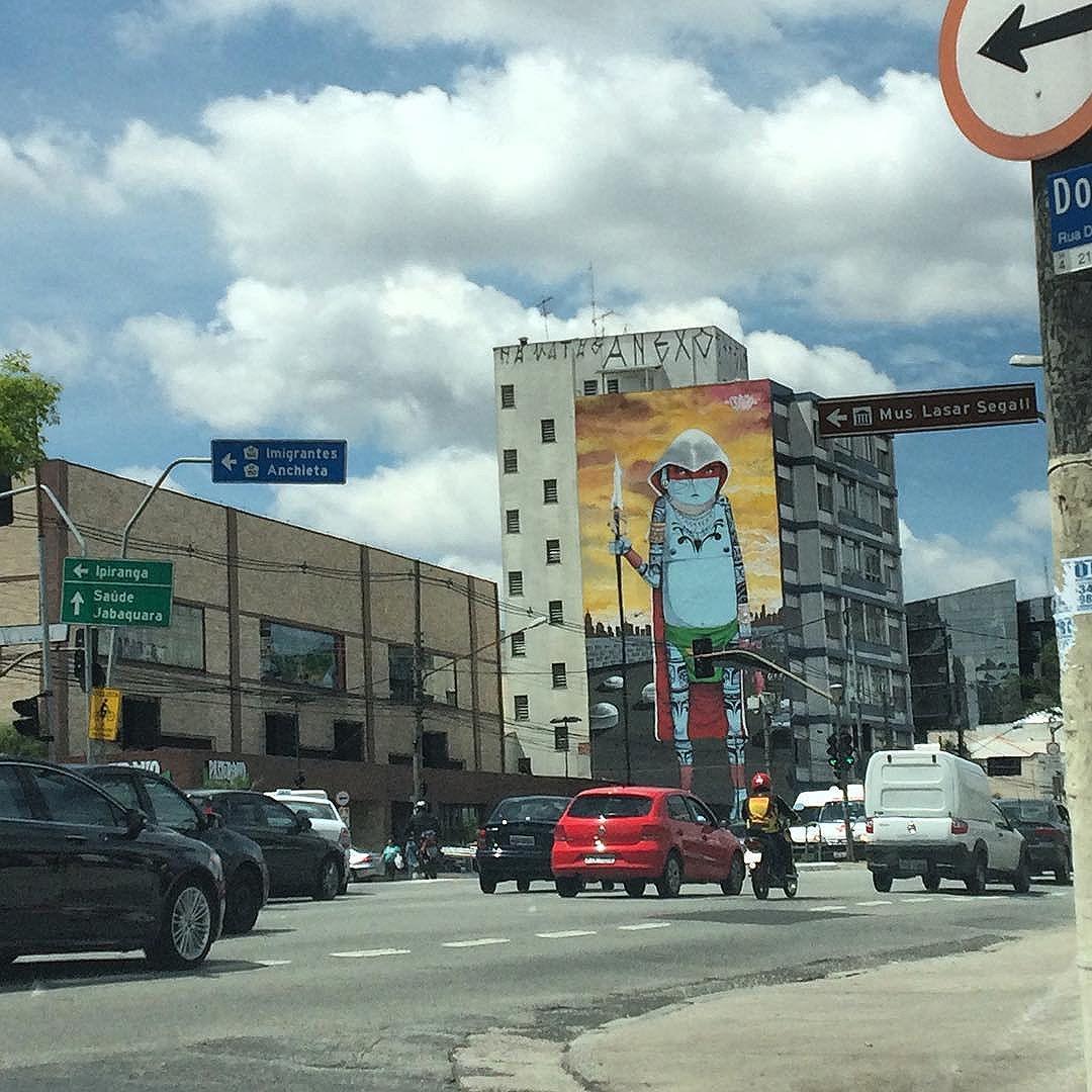 #vilamariana #cranio #streetartsp #sp