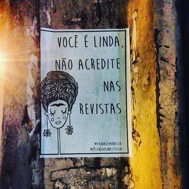 #fridafeminista  foto da @hahahamari