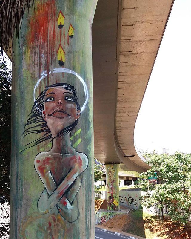 #veracidade #graffiti #graffiti23demaio #gente #streetartsp #casa #cartograffiti