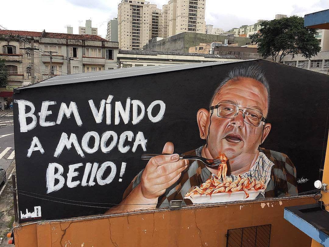 @sipros_sipros in Sao Paulo, Brasil for @distritomooca. Location: R. da Mooca, 1772 - Mooca. Photo by @wbaglione. #sipros #saopaulograffiti #graffitisp #graffitisaopaulo #streetartsp #streetartbrazil #streetartbrasil #streetartbr #brazilstreetart #graffitibrasil #brasilgraffiti #brazilgraffiti #igersbrazil #ig_brazil #graffitibrazil #streetart #urbanart #graffiti #wallart #graffitiart #wallpainting #muralpainting #artederua #arteurbana #muralart #streetart_daily #streetarteverywhere