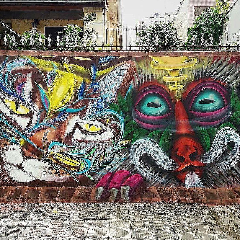 Compartilhado por: @obergw via #StreetArtSP   Mais detalhes da obra, local e artista em: streetartsp.com.br #arteurbana #art #streetstyle #instaday #instaartist #art #arte #artistic #wall #wallstreet #instagood #instaart #instalike #instaartwork #streetart #sampa #saopaulo