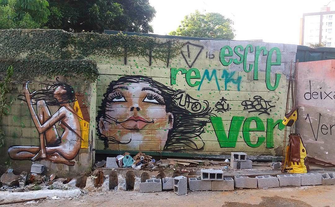 #gente #veracidade #reescrever #casa #casanascostas #ver #streetartsp #graffiti #deixaver #legalidadevslegitimidade #pixo