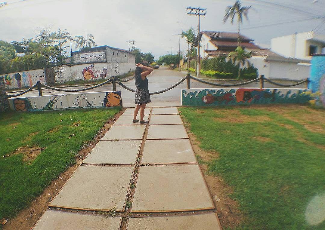 Gratidão por essa parceria manas @tamojunto_ateofim @oh1m3! Amei demais, muito obrigada!  #whatisart #grafitti #streetartsp