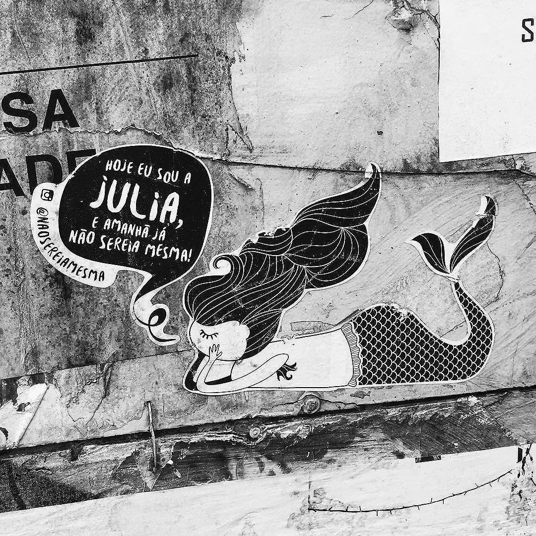 São Paulo é poética ️ #streetartsp #vsco #vscocam #naosereiamesma #poesia #saopaulowalk