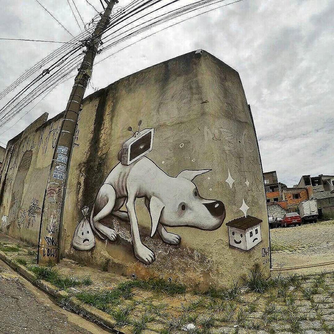 The best streetart of the day: @quinhoqnh in Sao Paulo. Photo by @biltmc. #quinhoqnh #quinho #saopaulograffiti #graffitisp #graffitisaopaulo #streetartsp #streetartbrazil #streetartbrasil #streetartbr #brazilstreetart #graffitibrasil #brasilgraffiti #brazilgraffiti #graffitibrazil #beststreetartoftheday #topstreetart #topgraffiti #streetart #urbanart #graffiti #wallart #graffitiart #wallpainting #muralpainting #artederua #arteurbana #muralart #graffitiwall #graffitiartist #streetarteverywhere