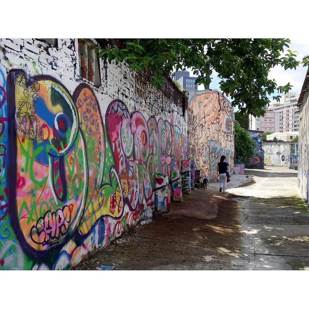 Street Art em Sampa Beco_da_Rua_Belmiro_Braga SaoPaulo_SP_Brasil Data:20161204 Câmera: #SONY_RX100M2 Photo: J Goncalves #sony  #brasilbr55 #brazil_repost #catracasp  #cidadedagaroa #cliquedodiasp #euamosp  #ig_saopaulo #instagrambrasil  #tsplovers #sousampa #sp4you #saopaulonline #saopaulowalk #saopaulo_originals #spinfoco #saopaulocity  #saopaulocity #tvminuto #TopSampaPhotos #vejasp #vcnouol #vilamadalena #maratona_sp