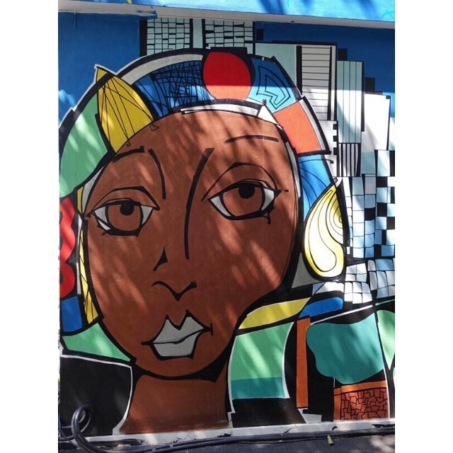 Street Art em Sampa Rua_Girassol SãoPaulo_SP_Brasil_Data:20140907_Câmera:SONY_RX100M2_Photo: J Goncalves