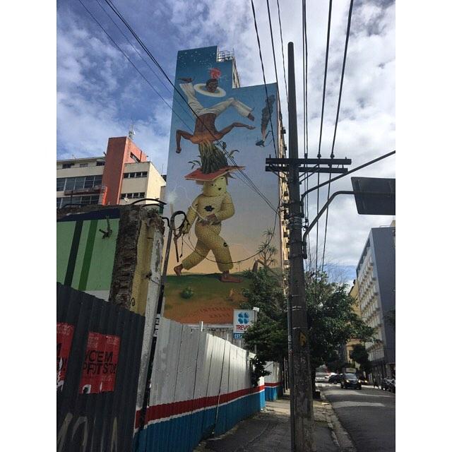 StreetArt em Sampa Rua_Rego_Freitas São Paulo-SP_Brasil Data:20170202 Câmera #iPhone6s Photo:J Goncalves #iphone #brasilbr55 #brazil_repost #catracasp #cidadedagaroa #cliquedodiasp #euamosp #ig_saopaulo #instagrambrasil #tsplovers #sousampa #sp4you #saopaulonline #saopaulowalk #saopaulo_originals #spinfoco #saopaulocity #saopaulocity #tvminuto #TopSampaPhotos #vejasp #vcnouol #vilamadalena #maratona_sp