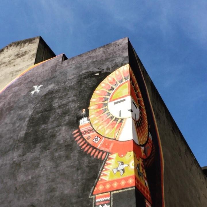 throwback sp Poesia de concreto, a arte de rua não é nada menos que isso. . . . . . #streetart #art #sp #daily #vscobr #StreetArtSp #br