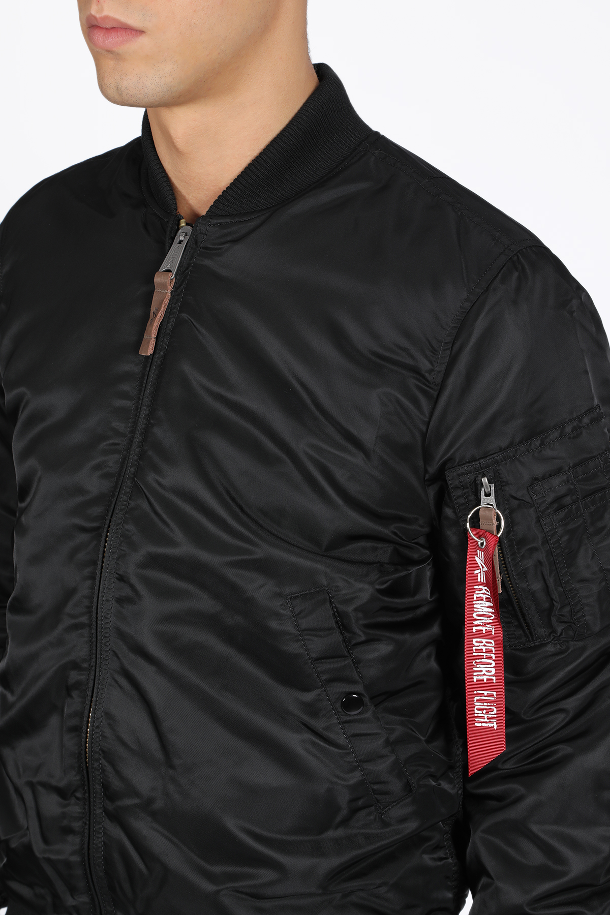 ma1 vf59 long bomber ALPHA INDUSTRIES | -276790253 | 16810003
