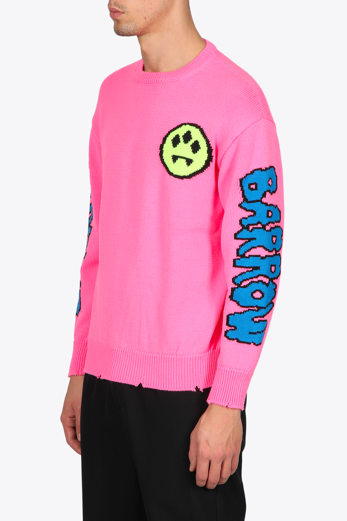 SMILE SWEATER BARROW | -1384759495 | 028004 SWEATER045
