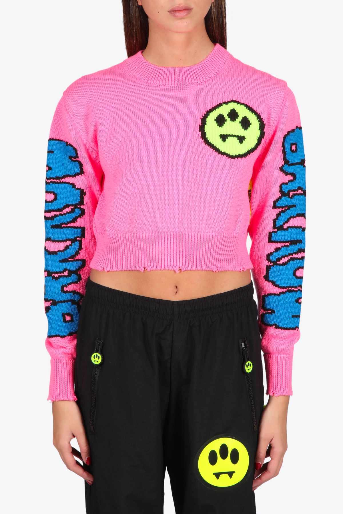 SWEATER CROPPED BARROW | -1384759495 | 028020 SWEATER CROPPED045