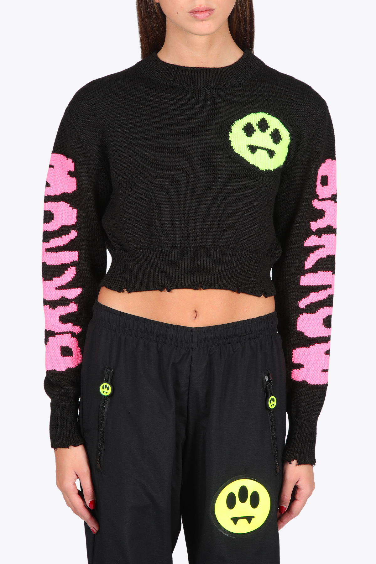 SWEATER CROPPED BARROW | -1384759495 | 028020 SWEATER CROPPED110