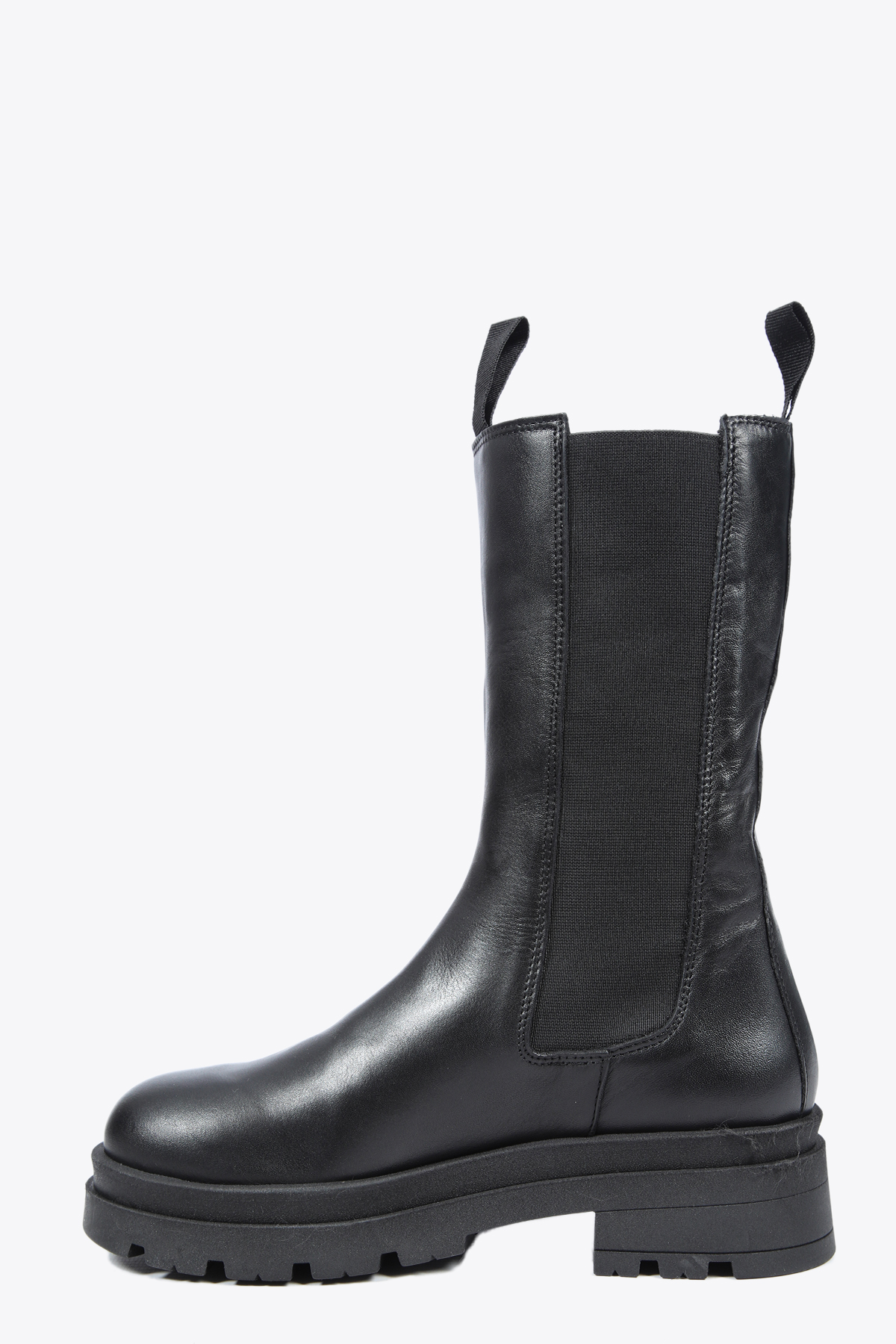 CALF-LENGHT BOOTS DRESSISM | 76 | HOLLYBLACK