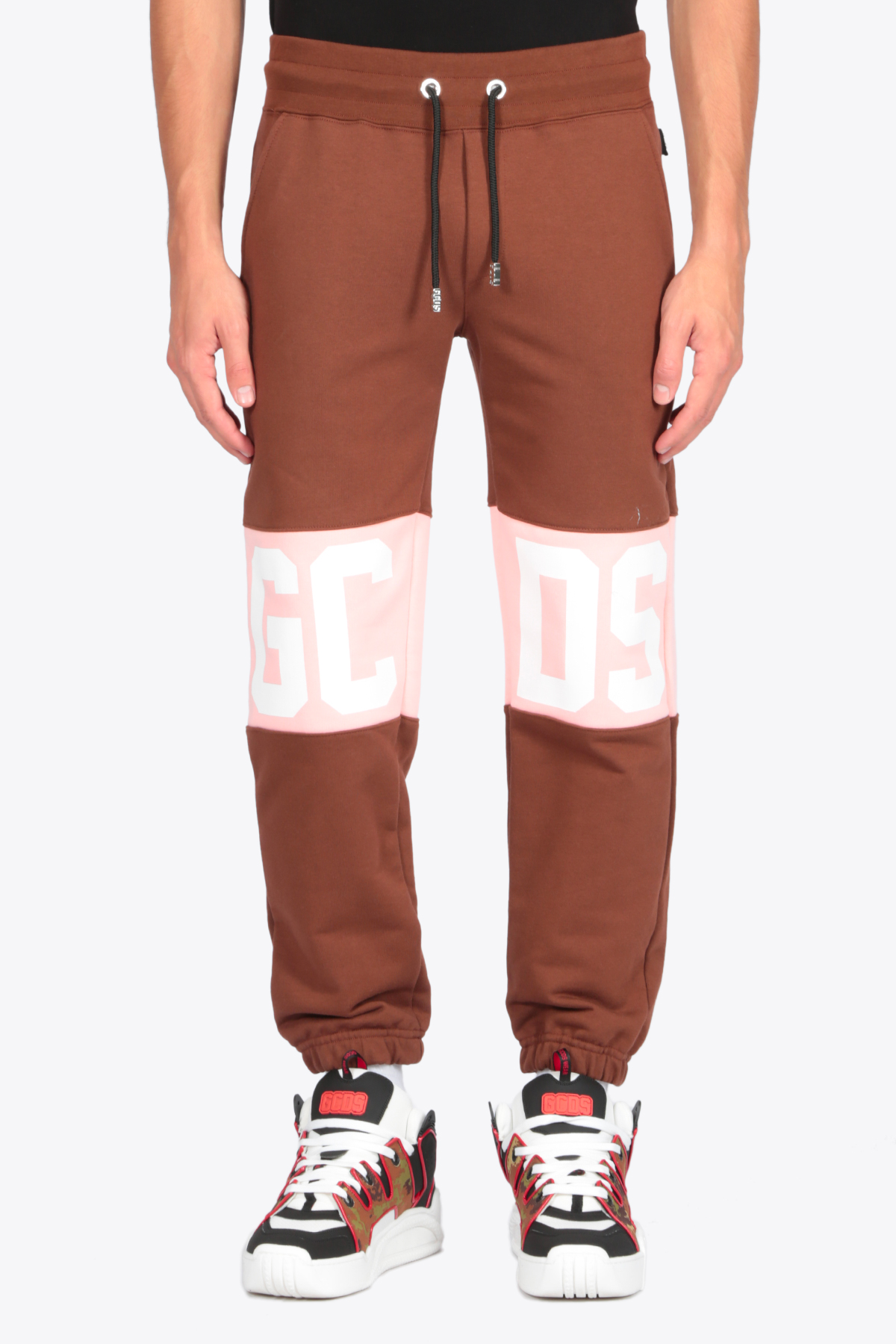 BAND LOGO SWEATPANTS GCDS | 9 | CC94M031005 BAND LOGO SWEATPANTS14