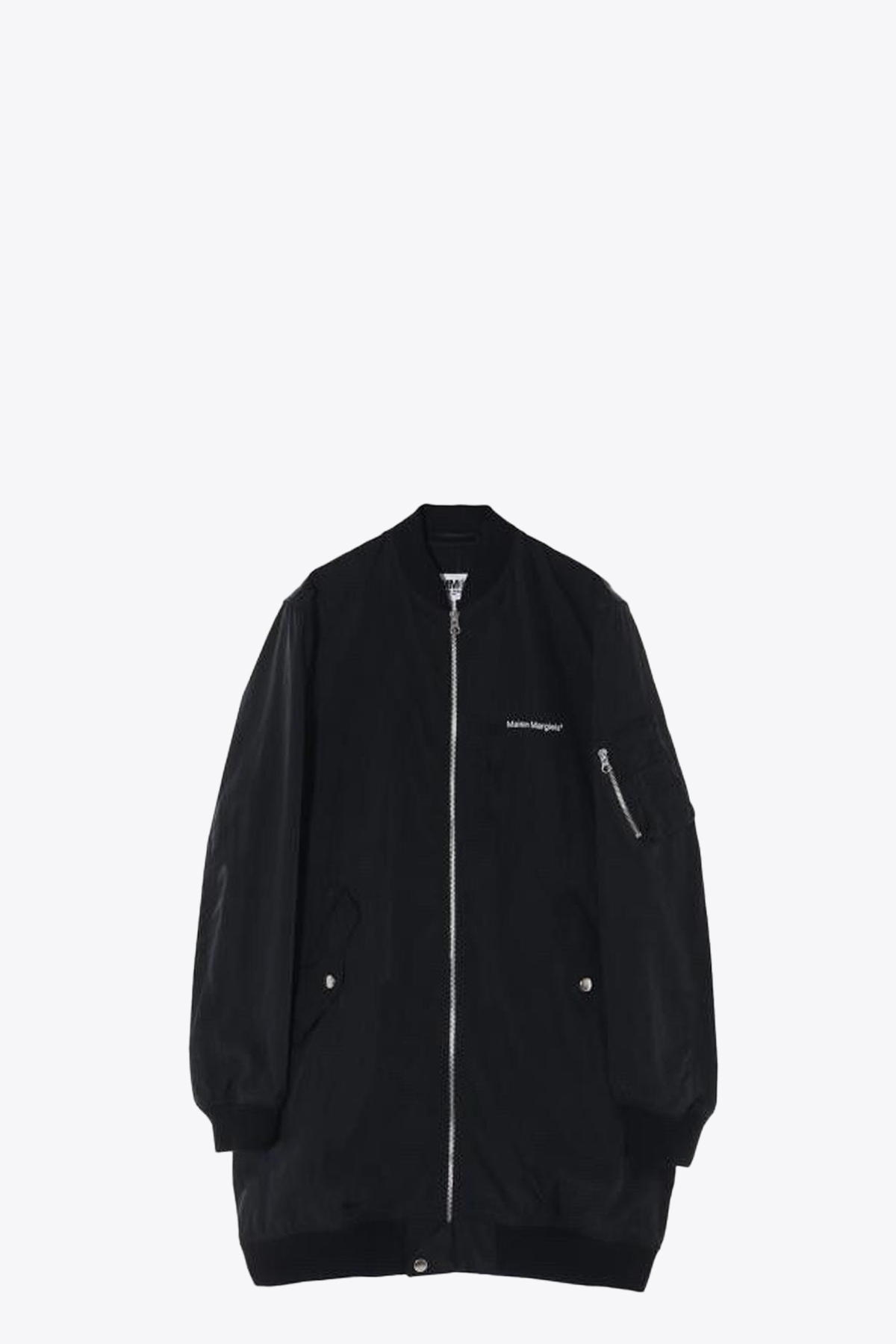 LONG BOMBER JACKET MM6 MAISON MARGIELA | 17 | S52AA0101 S53087900