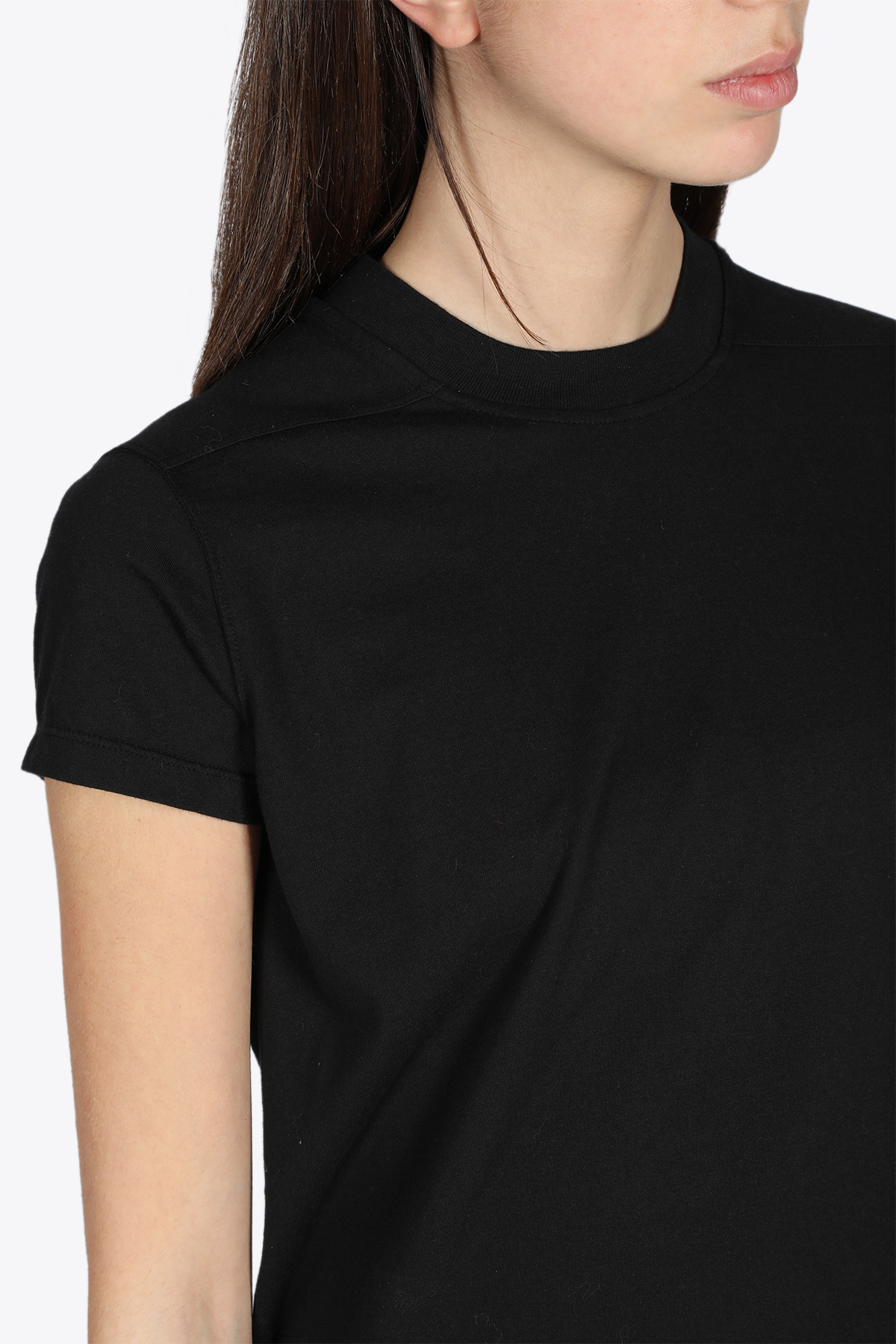 small level tee RICK OWENS-DRKSHDW | 8 | DS20F1208 RN SMALL LEVEL TEE09