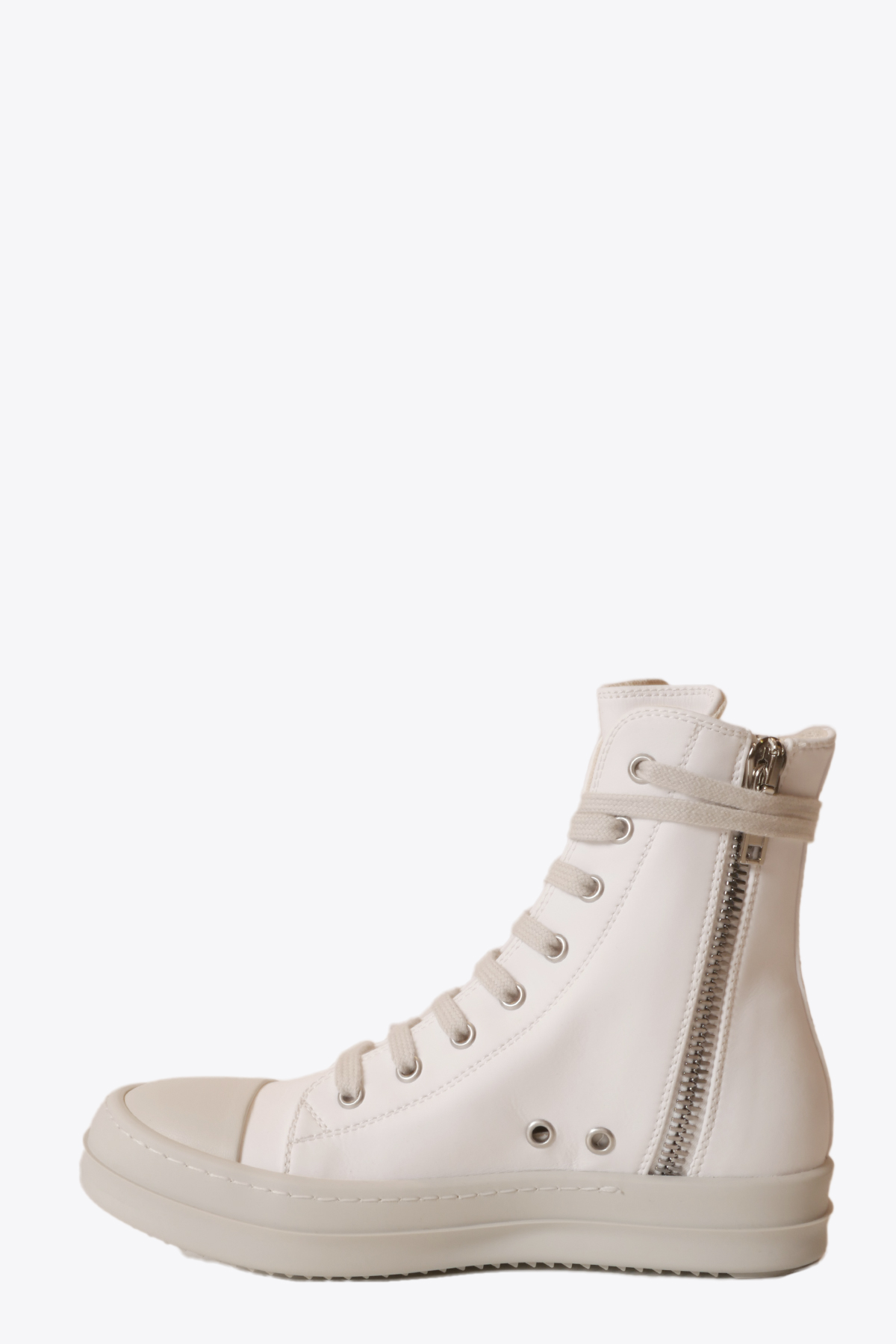 LACE-UP SNEAKERS RICK OWENS-DRKSHDW | 10000039 | DS20F1800 RUHP SNEAKERS11