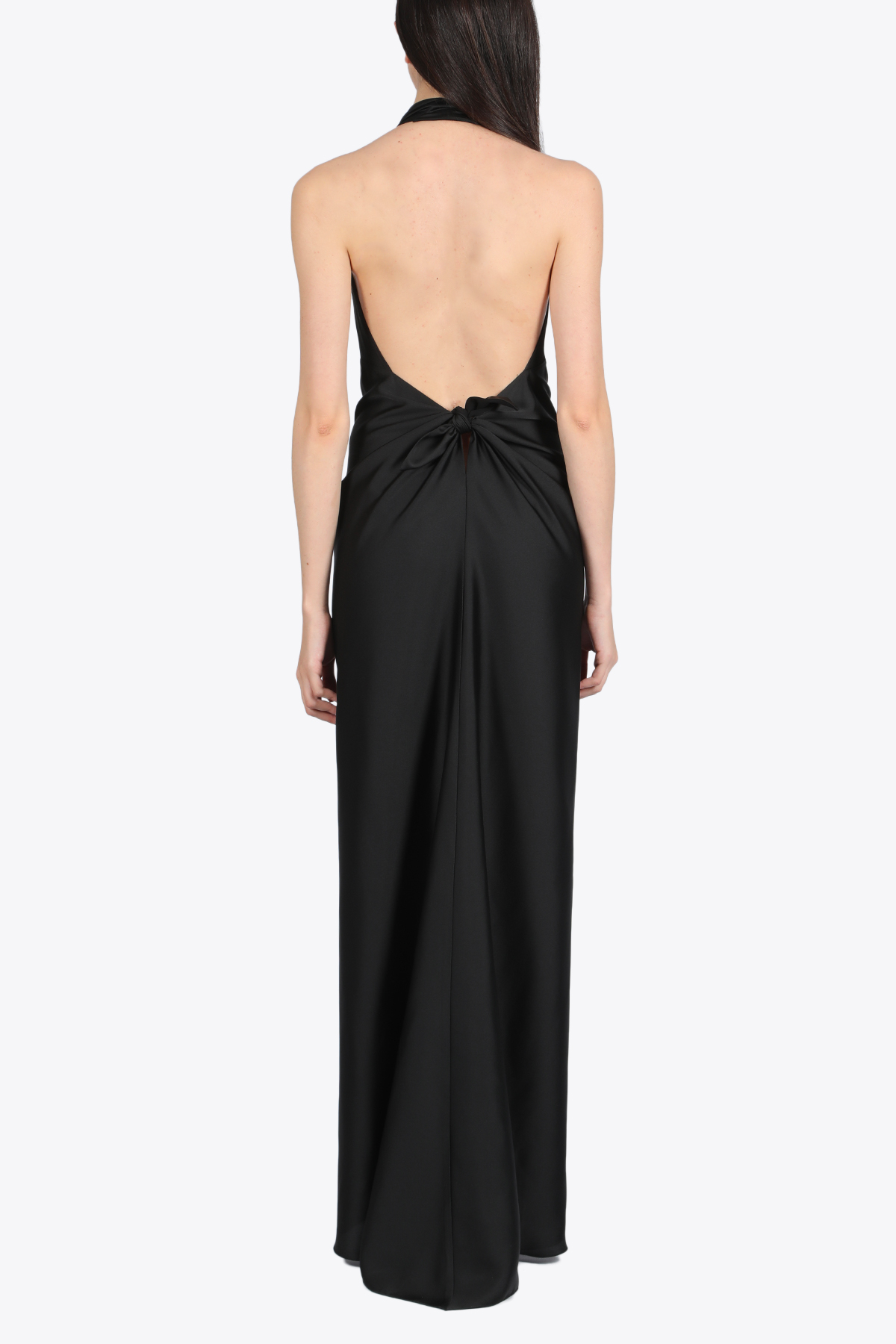 BACKLESS LONG DRESS