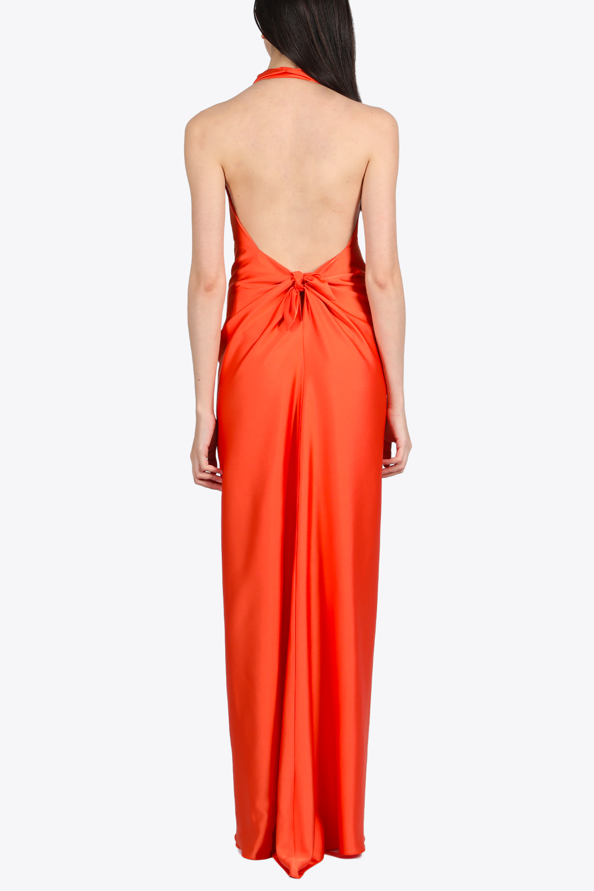 BACKLESS LONG DRESS DRESSISM | 11 | 2701 1615CARROT