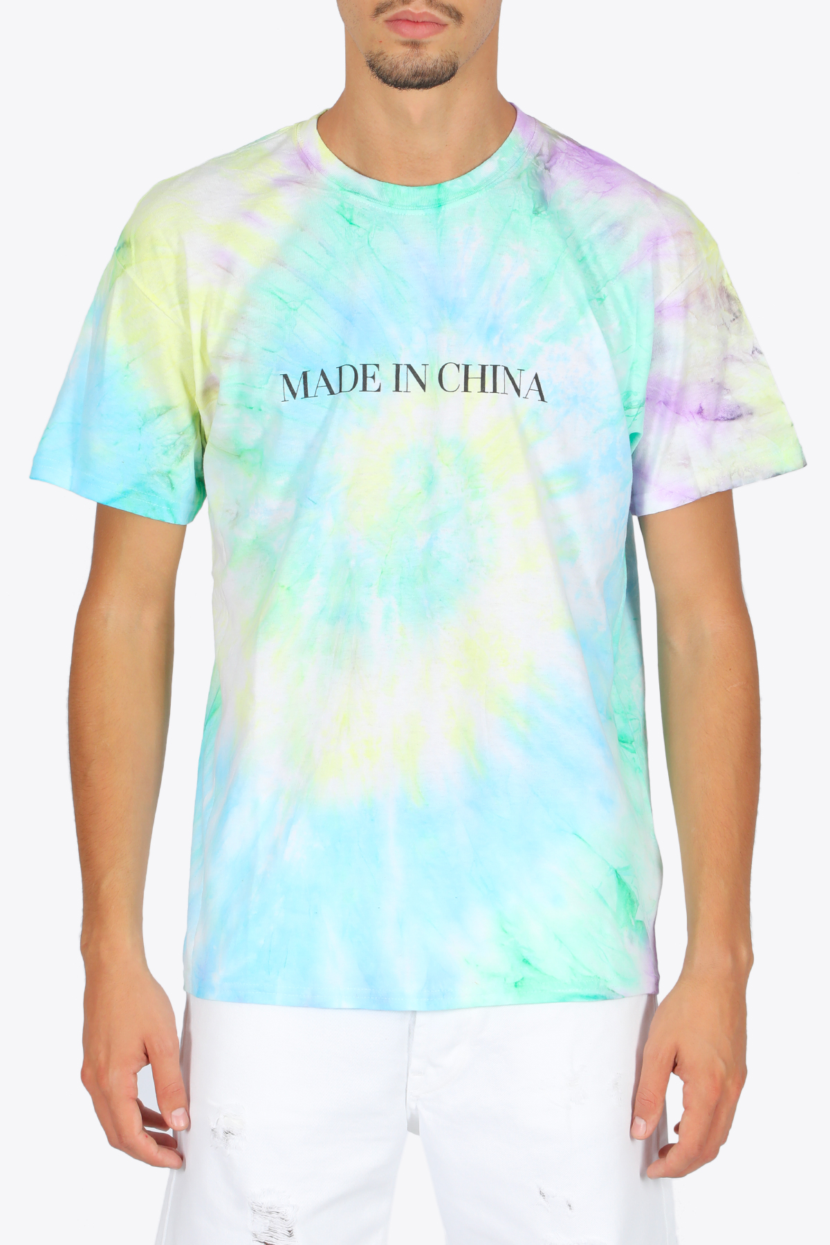 MADE IN CHINA TEE DRSSSM | 8 | MADE IN CHINATIEDYE