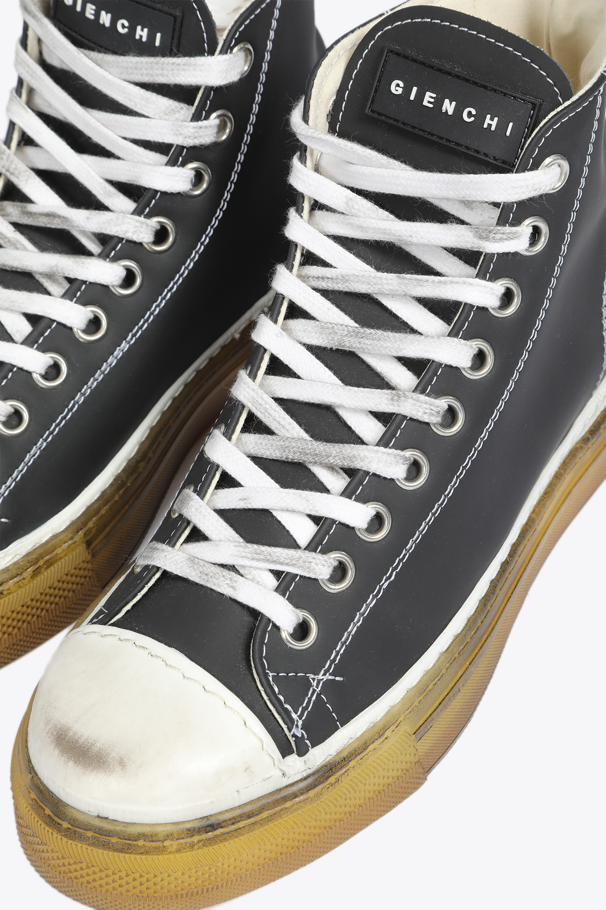 J.M. HIGH INIET DOUBLE SOLE GIENCHI   10000039   GXUALTN000GOM0B999 J.M. HIGH INIET DOUBLBLACK/NATURAL