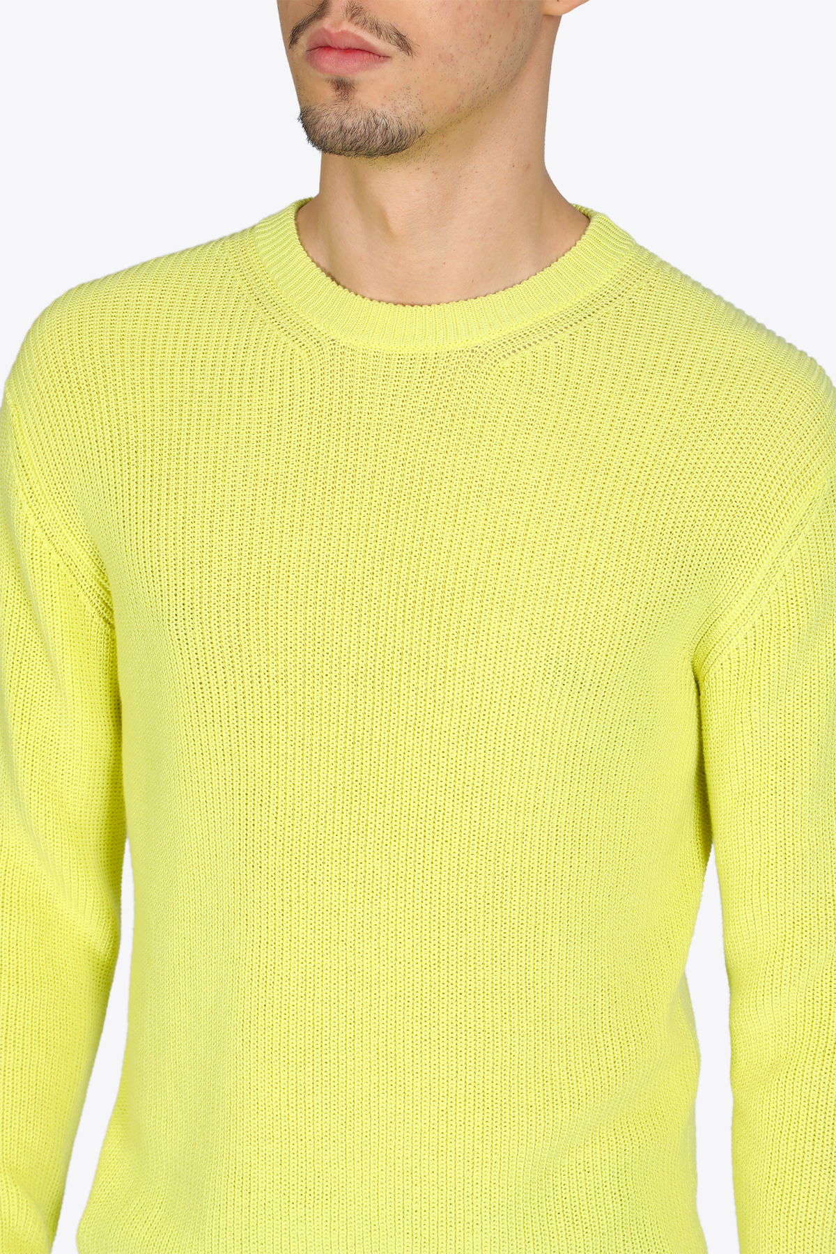 ENGLISH CREWNECK LANEUS | -1384759495 | LANU MGU737 ENGLISH CREWNECKLIME
