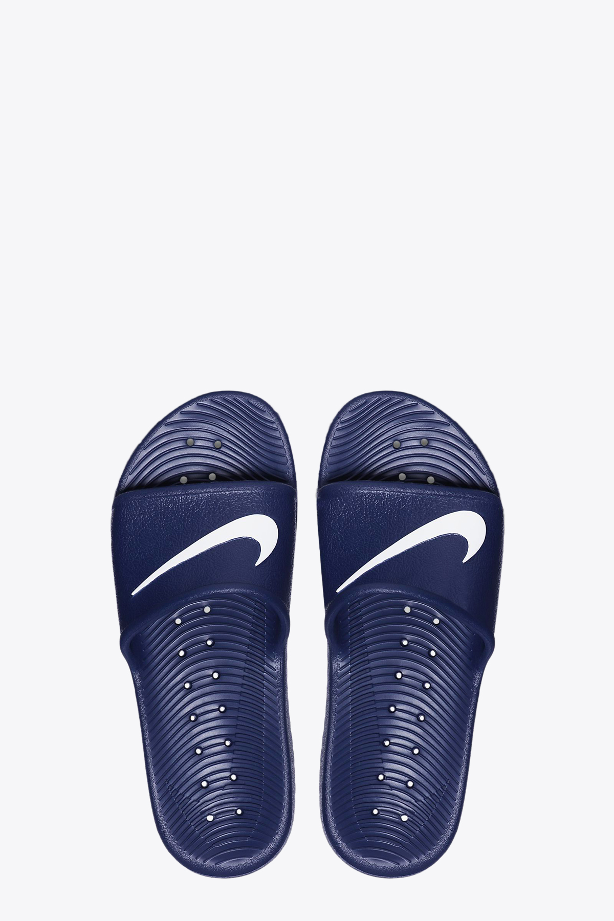 kawa shower slide NIKE | 5032257 | 832528-400 KAWANAVY/WHITE