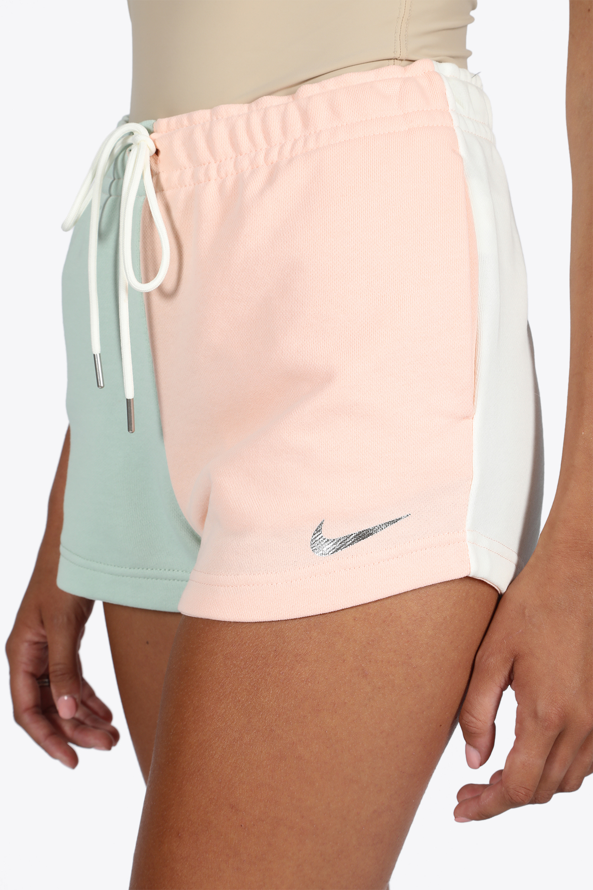 shorts bicolore NIKE | 30 | DC3695-321 SHORTSGREEN/PINK