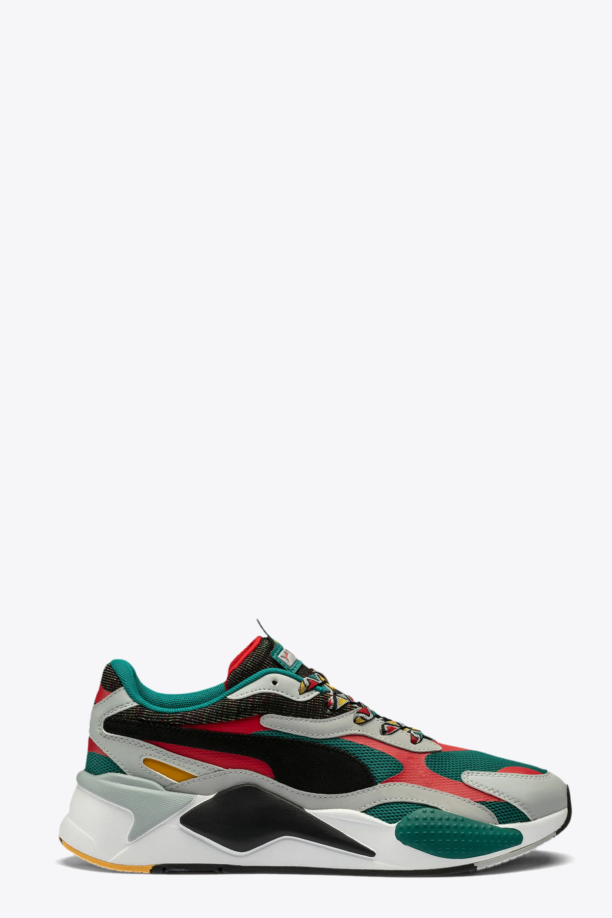 RS-X MIX PUMA | 10000039 | 37318302 RS-X MIXTEAL GREEN/BLACK