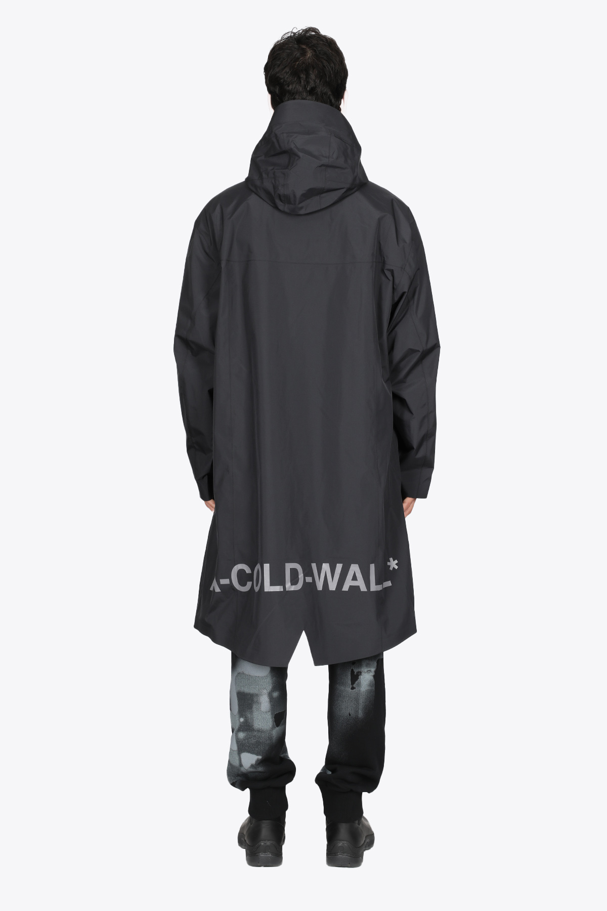 system parka A COLD WALL | -276790253 | ACWMO065 SYSTEM PARKABLACK