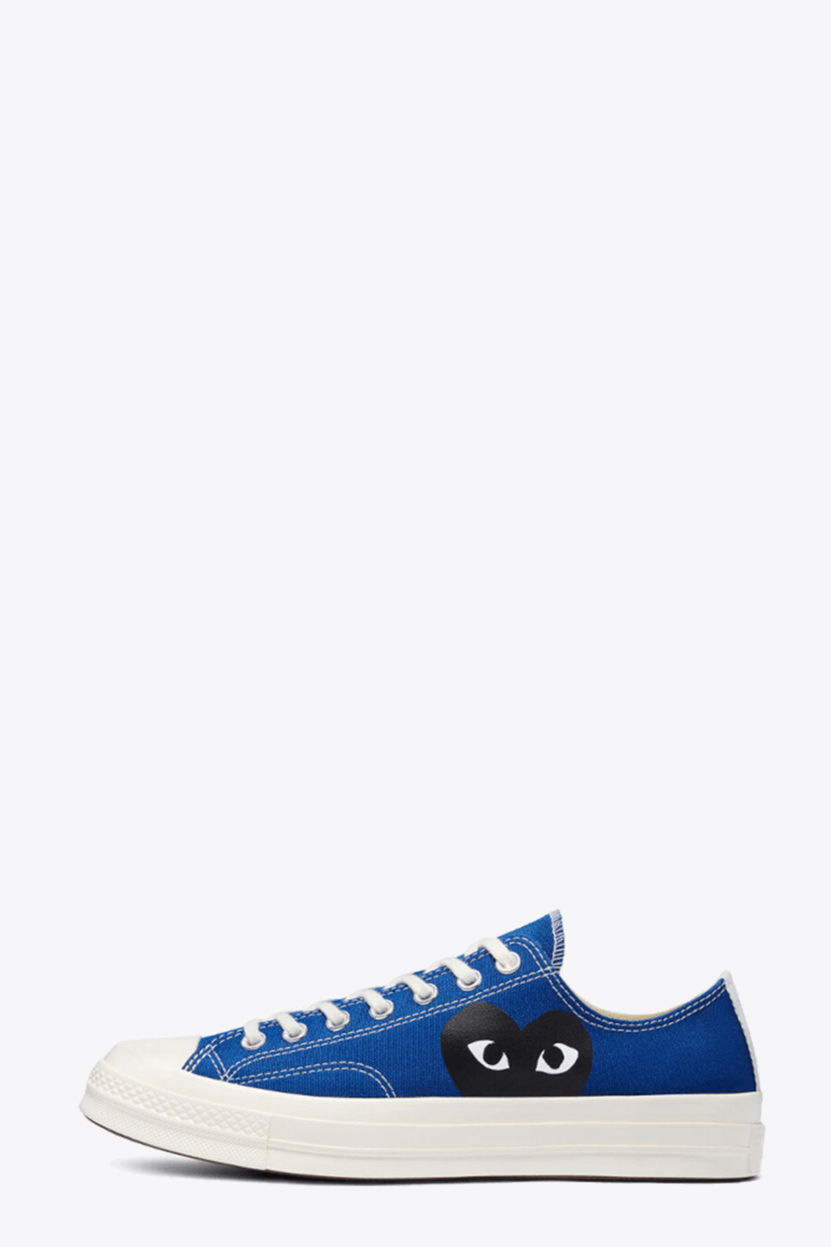 SNEAKERS CONVERSE X COMME DES GARCONS PLAY BASSA BLU ROYAL COMME DES GARCONS PLAY | 10000039 | P1K12102