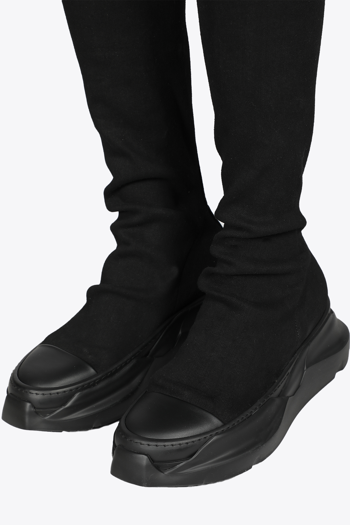 abstract stockings RICK OWENS-DRKSHDW | 10000039 | DS02A3841 SBB ABSTRACT STOCKINGS999