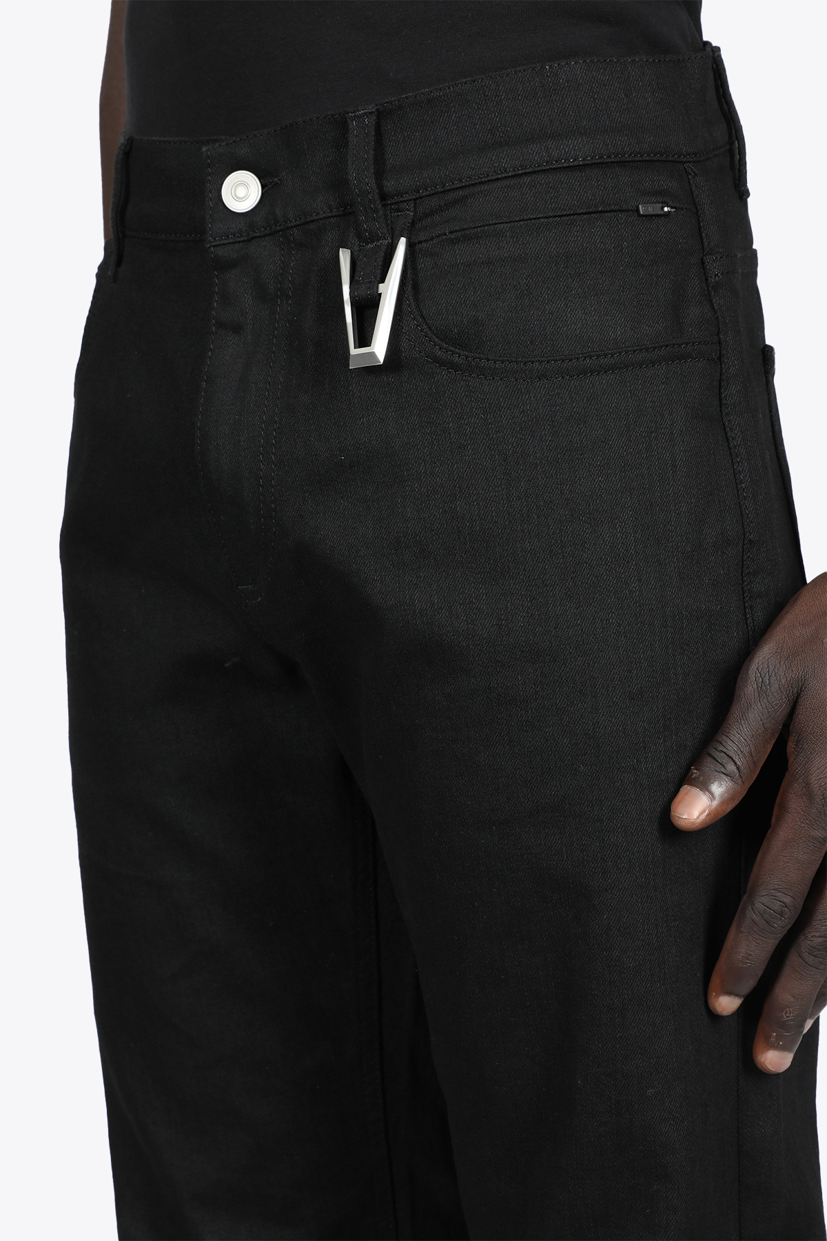 TRUE 6 POCKET JEANS WITH A RING 1017 ALYX 9SM | 9 | AAMPA0212FA01 TRUE 6 POCKET JEANS0001