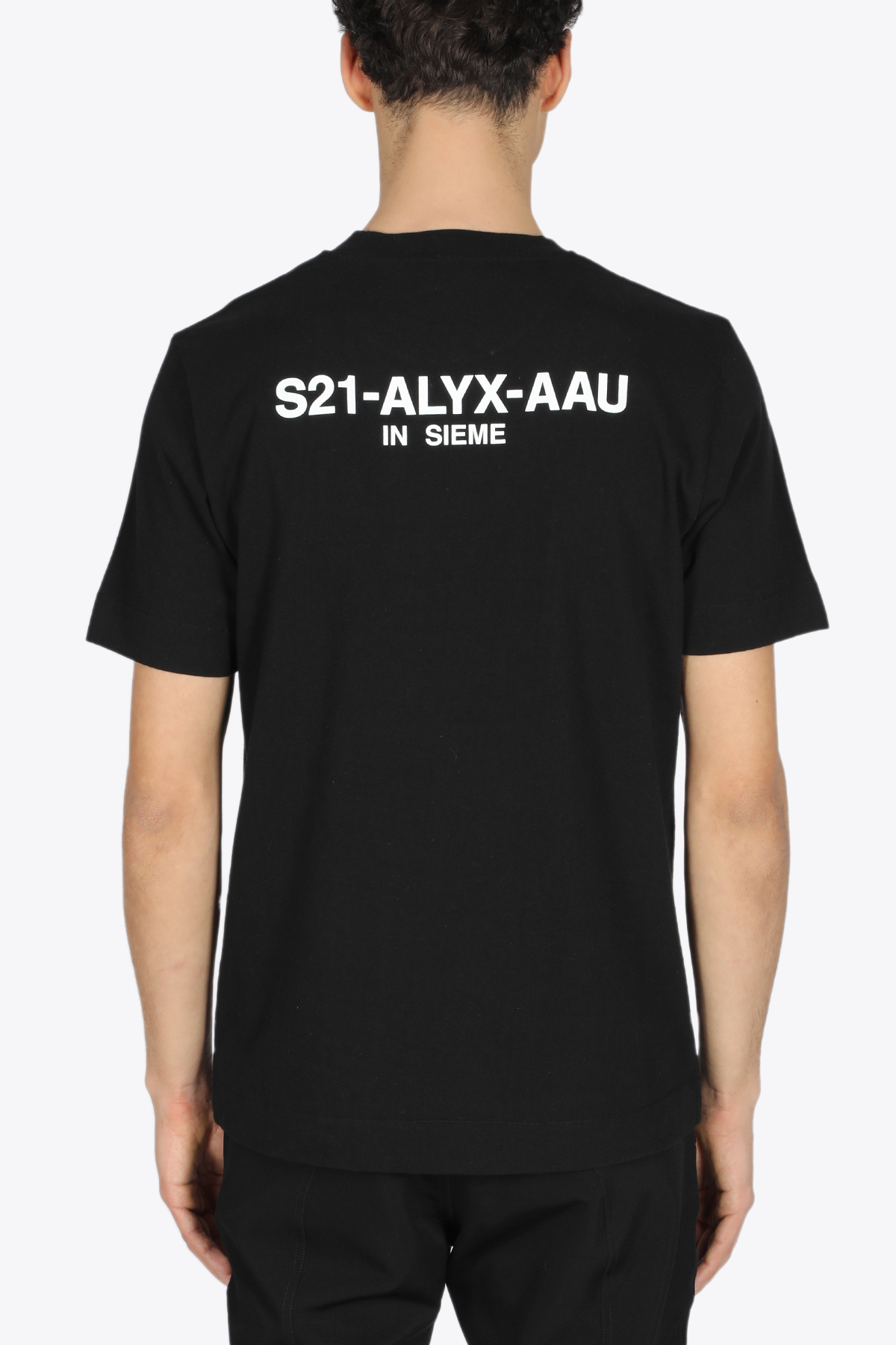 COLLECTION NAME S/S TEE 1017 ALYX 9SM | 8 | AAUTS0214FA01 COLLECTION NAME S/S TEEBLACK